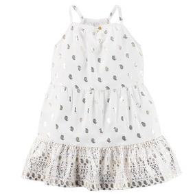 Carters Vestidos Para Nena. Unicos!!! Traidos De Usa