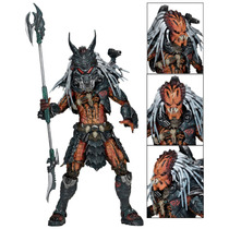 Predator Clan Leader Neca Hot Alien Depredador Mcfarlane Sh