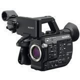 Sony Pxw-fs5 4k Xdcam Sistema De Cámara Con Sensor Super 35