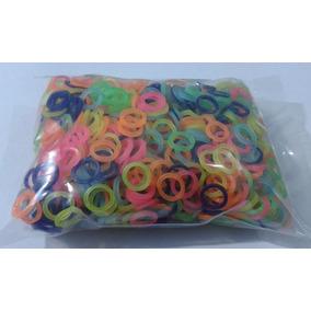 1000 - Elasticos Coloridos Para Laços Pet -