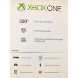 Xbox One Slim Como Nuevo