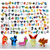 24 Figuras Pokemon Pikachu Aleatoria Coleccion Envio Gratis