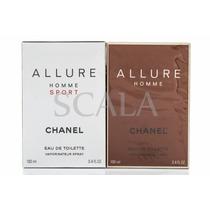 Perfume Chanel Allure Homme Edt. 100ml. Lacrado !