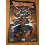 Marvel Comics Spiderman Spiderverse Tomo 1 Tapa Dura Latino