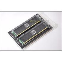 Kit 4gb Ddr3 1600mhz Ocz Black Edition Amd 2 X 2gb Original