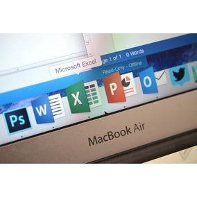 Microsoft Office 2016 Mac Book Imac Air Mac Pro Os Apple