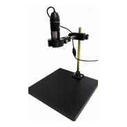 Base Microscopio Alt 350 Base 240x240 Prof 250 Ajustables