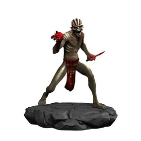 Iron Maiden Legacy Of The Beast Shaman Eddie Vinyl Figure