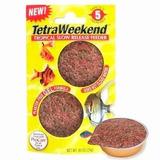 Tetra Weekend 5 Días Alimento Peces Vacaciones Pack 2 U