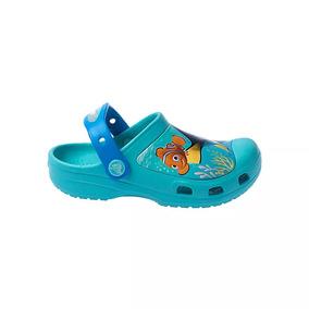 Sandalia Crocs Infantil Procurando Dory