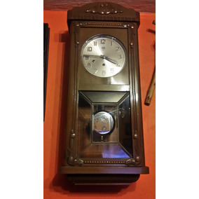 Reloj De Pendulo Aleman Gamex Ave Maria