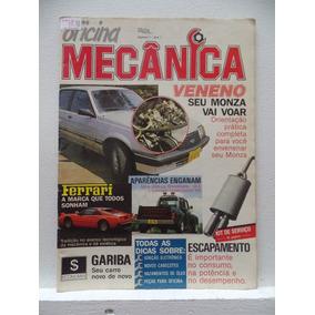 Revista Oficina Mecânia Número 7 Ano 1 Monza Ferrari Studeba