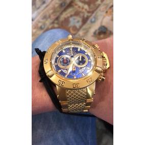 Vendo Relógio Da Marca Invicta De Ouro
