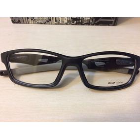 Lentes Oakley Croslink Negro Gris Original Ox8027