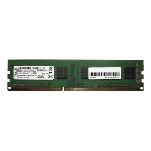 Memória RAM color Verde  4GB 1x4GB Smart SH564128FH8N6TNSQG