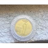 Moneda De $1 Año 1995