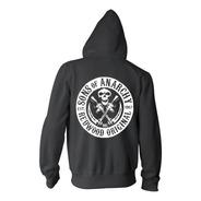 Campera Sons Of Anarchy Redwood Hijos De La Anarquia Samcro
