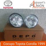 Cocuyo Toyota Corolla 99