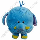 Elefante Golias De Pelúcia - Meu Amigãozão