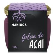 Geleia De Açaí 130g Manioca - 100% Natural