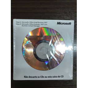 Microsoft Office Small Business 2007 Original
