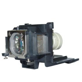 Lámpara Con Carcasa Para Panasonic Pt-vx400 / Ptvx400