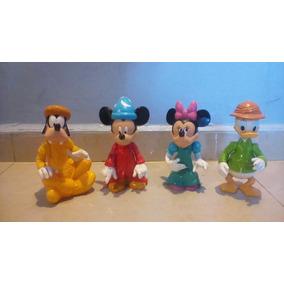Muñecos Disney Colección Mcdonald