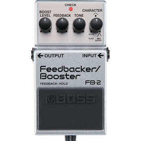 Pedal Boss Feedbacker/booster Fb-2