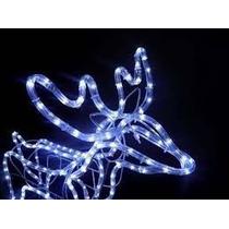 Rena De Led - Decoração De Natal Com Movimento 110v M
