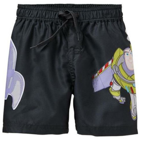 Shorts De Baño Americano Toy Story 4 Y 5 Años