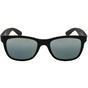 Óculos De Sol Ray Ban Sergio Rb4219l 622 88 54 Preto Espelha 0241900129