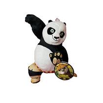 Juguete Kung Fu Panda Po 3 En Guardia 30cm De La Felpa Suav