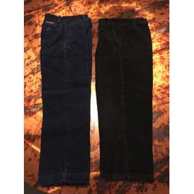 Pantalones De Pana Para Niño Talla 7 De Marca Chaps