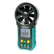 Anemómetro Digital Proskit Mt-4615 Medidor Flujo Aire Caudal
