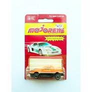 Majorette Pontiac Fiero Nº206