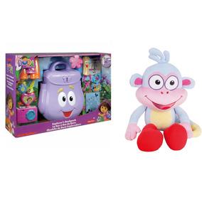 Mochila Da Dora Aventureira Mattel + Botas Multibrink