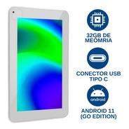 Tablet Multilaser M7 Wifi 32gb Tela 7 Pol. Android 11 Branco