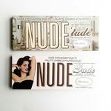 Paleta De Sombras Nude Tude & Dude / Miss Doozy