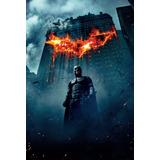 Poster Arte Sem Texto Filme Batman O Cavaleiro Das Trevas