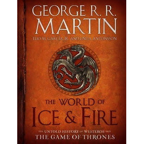 Libro The World Of Ice And Fire Tdura Inglés