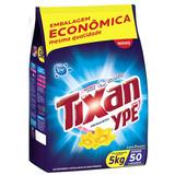 Lava Roupas Tixan Ype Primavera Saco 5 Kg