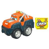 Playskool Tonka Chuck & Friends Biggs El Pickup Monstruo