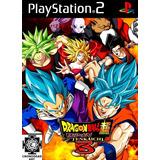 Juegos Ps2 Dragon Ball Z Budokai Tenkaichi 3 Version Final