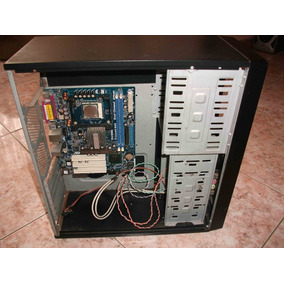 Pc Para Reparar O Repuesto P4i65g + Procesador + Case
