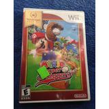 Mario Super Sluggers Wii Sellado Fisico