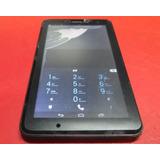 Tablet Telefone Dual Chip Bright Funcionando Tela Quebrada