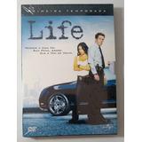 Box Dvd Life Primeira Temporada - Novo Lacrado