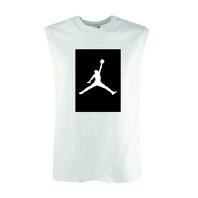 Playera Logo Jordan Deporte Bulls Lebron Kobe Gym Basquetbol