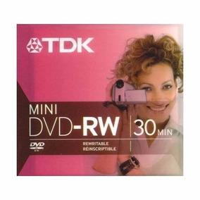 Mini Dvd Regrabable - Rw En Caja Nuevo 30 Minutos