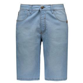 Bermuda Hang Loose 5 Pockets Jeans Claro